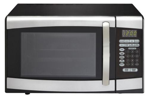 Danby 0.9 cf Microwave - Stainless Steel