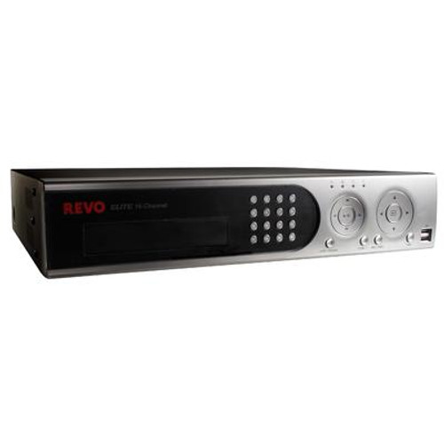 16 Channel DVR with DVD Burner and 3TB HDD