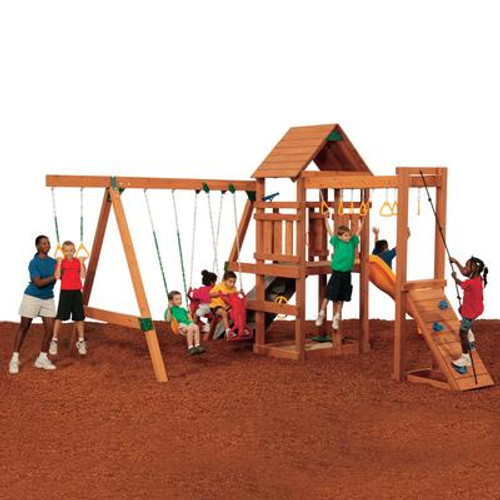 Champion Build It Yourself Silver Play Set