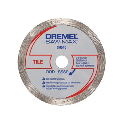 Saw Max Tile Cutting Blade