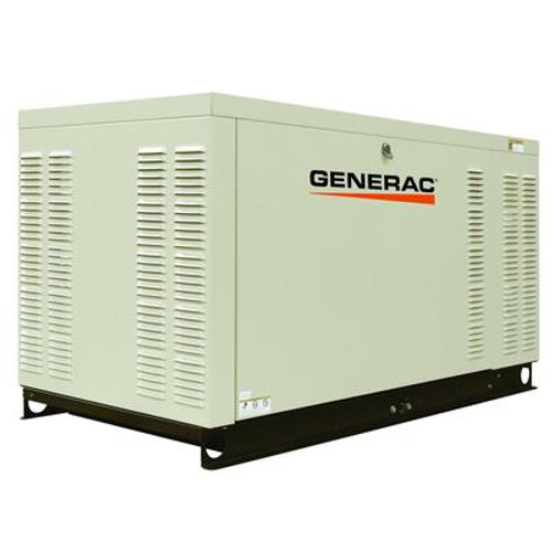 Generac 25 kW Liquid Cooled Standby Generator