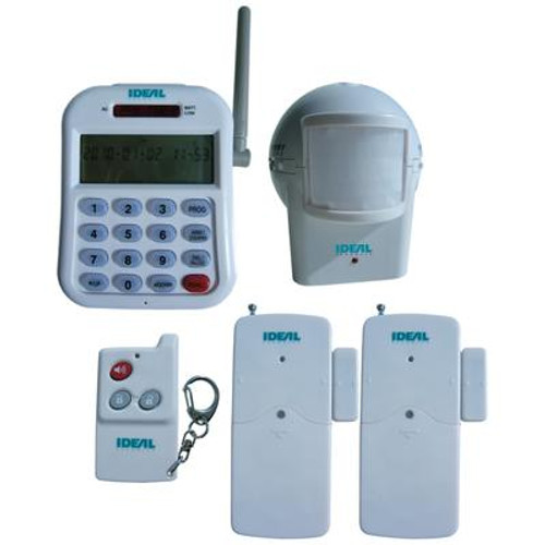 Alarm Center And Telephone Dialer