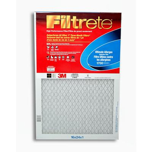 3M Filtrete 16x24 Ultimate Allergen Reduction Filter