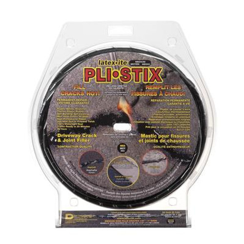 Latex-Ite  9.1M (30Ft) Pli Stix Permanent Crack Filler