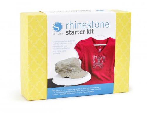 Silhouette Rhinestone starter kit box