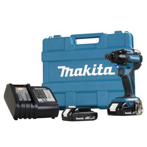 1/4 inches Cordless Impact Driver with Brushless Motor