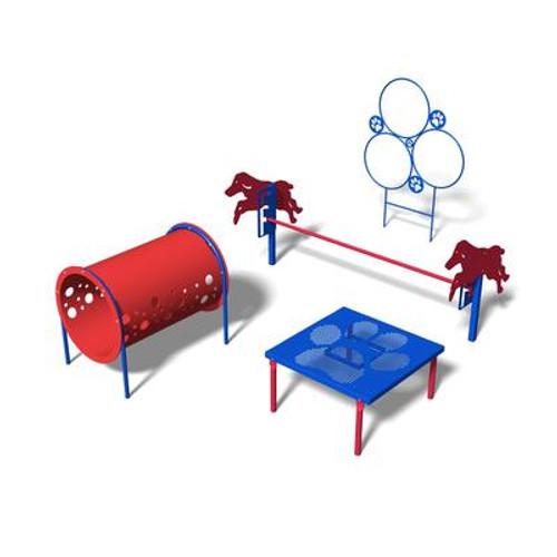Bark Park Novice Kit- Playful