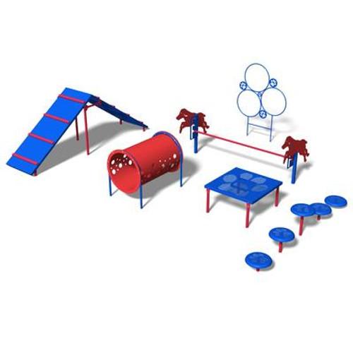 Bark Park Intermediate Kit- Playful