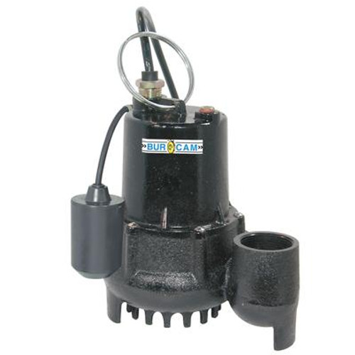 1/3Hp Cast Iron Submersible Pump