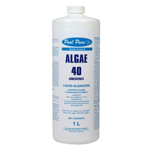 Algae 40 - 1 Litre