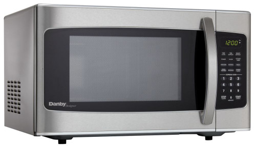 1.1 Cubic Feet Microwave-Stainless