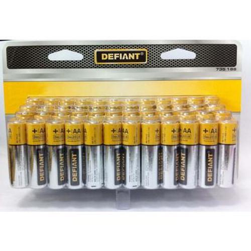 Alkaline AA Battery 48PK