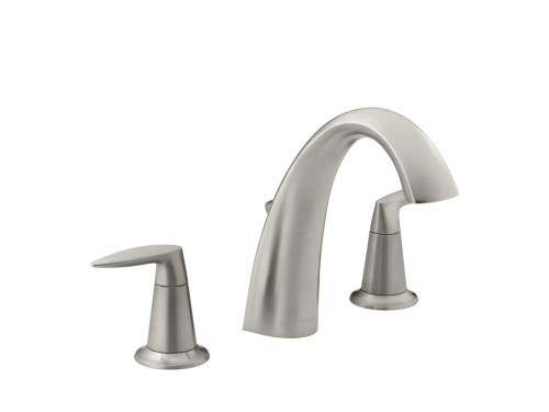 Alteo Deck-Mount Bath Faucet Trim