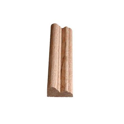 Oak Chair Rail 3/4 In. x 1-3/4 In.