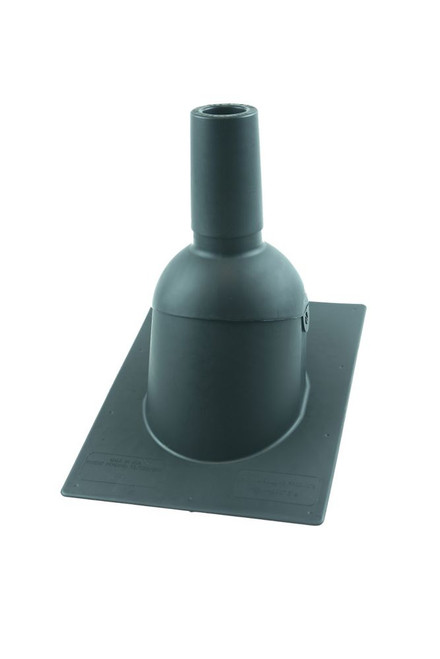 Perma-Boot 312  2 inch Grey New roof/reroof vent pipe flashing