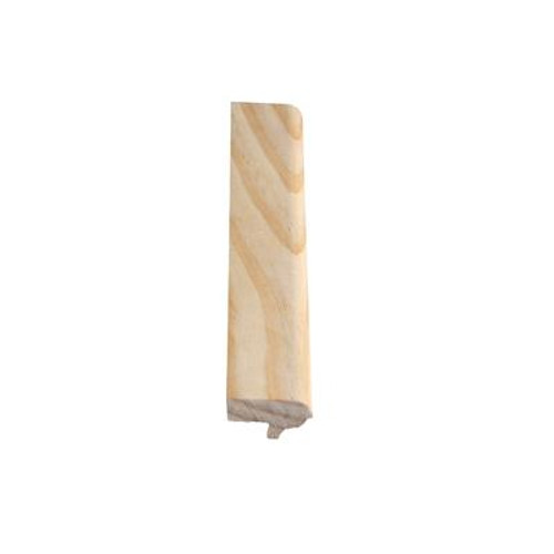 Finger Jointed Pine Back Band 11/16 In. x 1-1/4 In. (Price per linear foot)