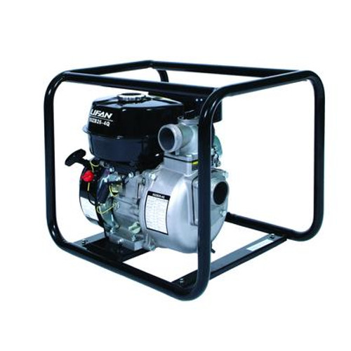 2 in. Inlet / Outlet 6.5 HP Displacement Water Pump