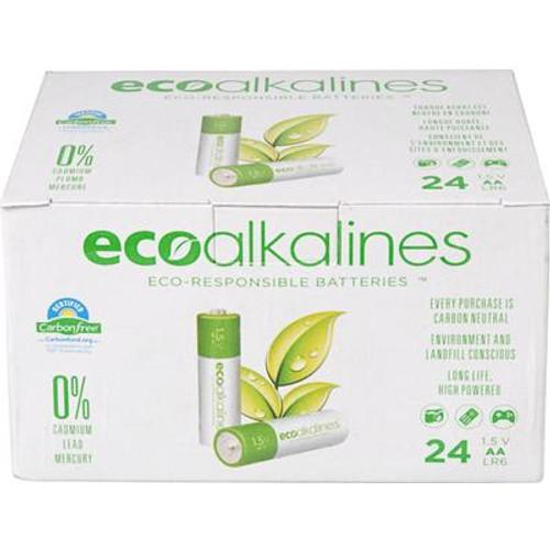 ECO Alkaline AA Bulk 24 Pack