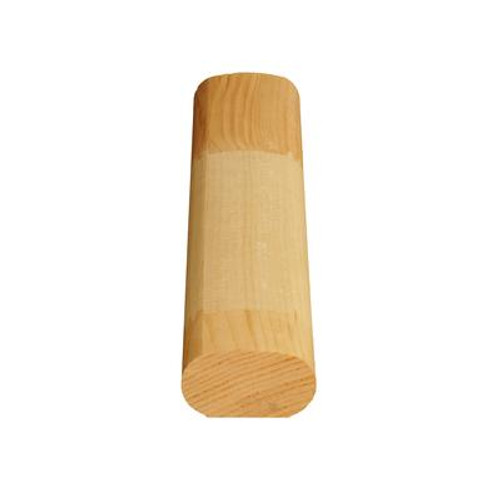 Finger Jointed Pine Handrail 1-1/4 In. x 2-1/8 In. (Price per linear foot)