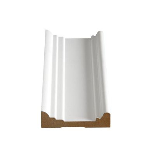 Primed Fibreboard Architrave Casing 1 Inches x 3-5/8 Inches (Price per linear foot)
