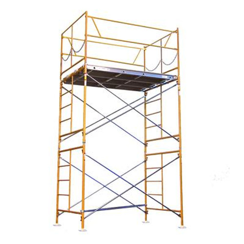 10 foot x 7 foot x 5 foot Scaffold Tower w/Baseplates