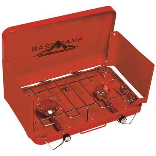 Camping Stove - 2 Burner