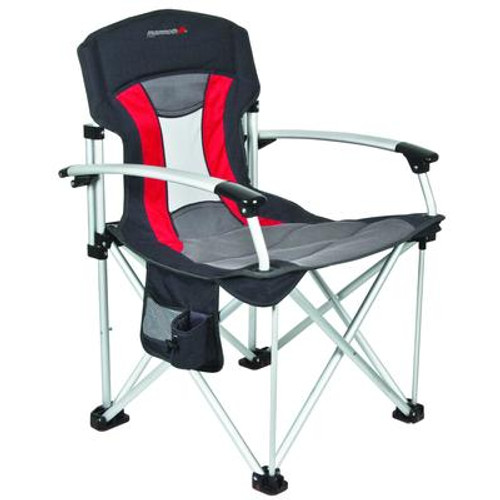 Mammoth Deluxe Aluminum Camping Chair