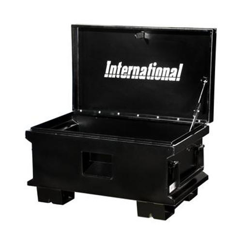 32 Inch Black Job Site Box