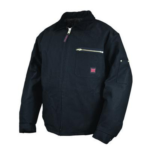 Chore Jacket Black Medium