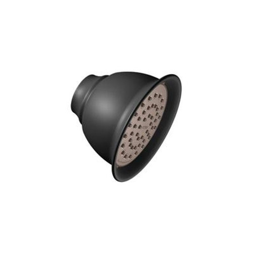 1-Function Eco-Performance Showerhead in Wrought Iron