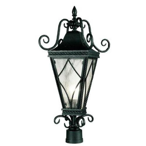Mavis Collection 1 Light Outdoor Post Mount