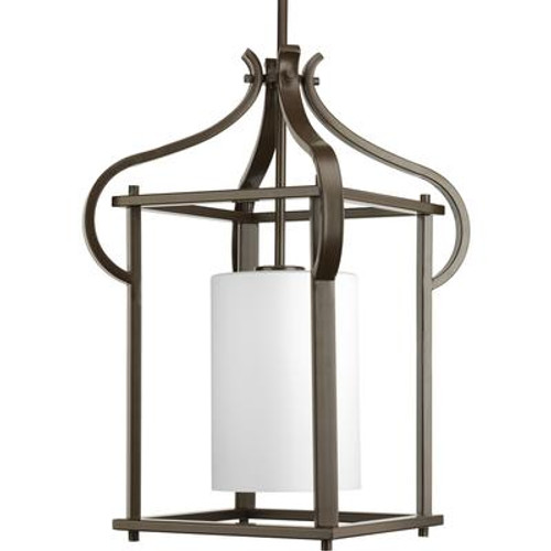 Imperial Collection Antique Bronze 1-light Hanging Lantern