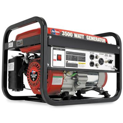 3500 Watt 6.5HP Generator