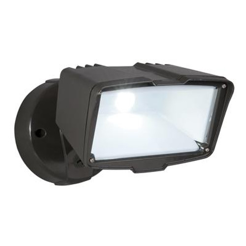All-Pro Outdoor Large Bronze LED Floodlight