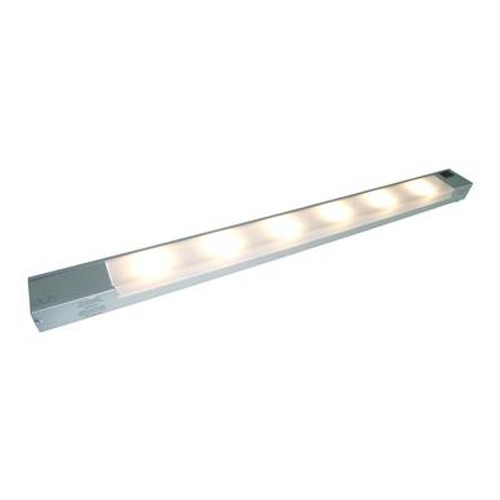 6 Light LED Linear Dimmable - Satin Painted