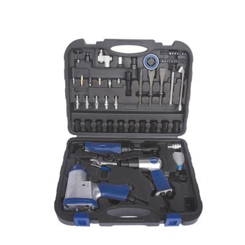 62pc. Air Tool and Accessory Kit