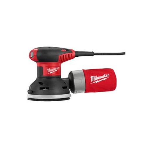 Milwaukee 5 In. Random Orbit Palm Sander