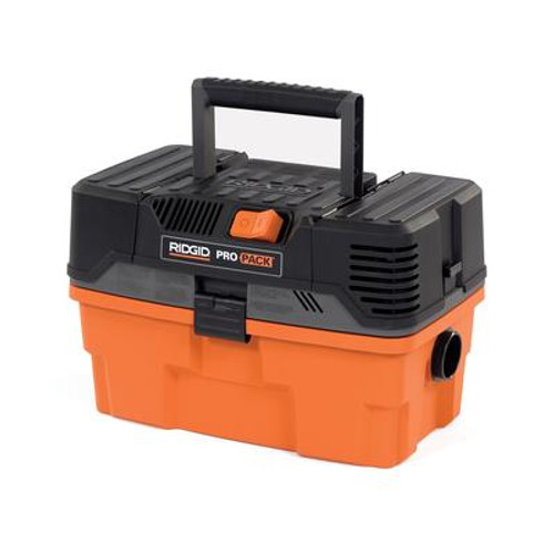 4.5 Gallon RIDGID Pro Pack Portable Wet/Dry Vac