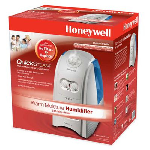 QuickSteam 3.0 Gallon Warm Moisture Humidifier