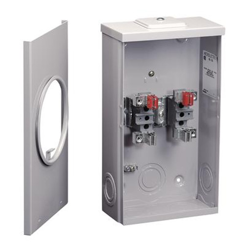 100A Combo King Size Meter Socket