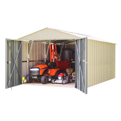 Commander Series Storage Shed  (10 Ft.x15 Ft.)