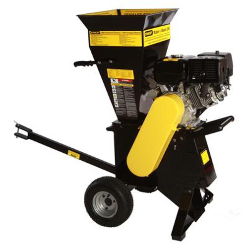 15 HP 420cc Commercial-Duty Electric Start Chipper Shredder