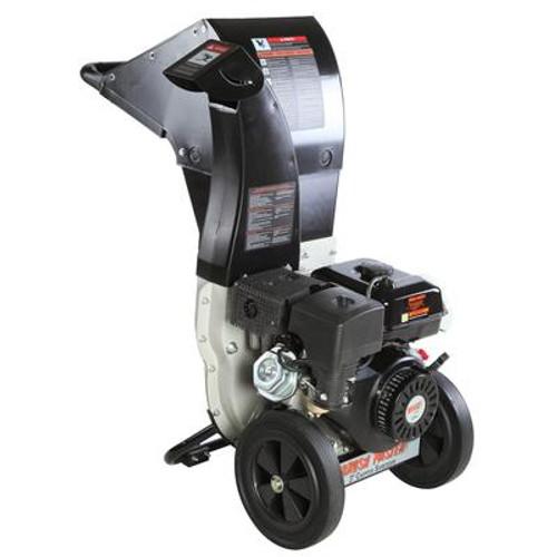11 HP 270cc Chipper Shredder with 3 Inch Diameter Feeder