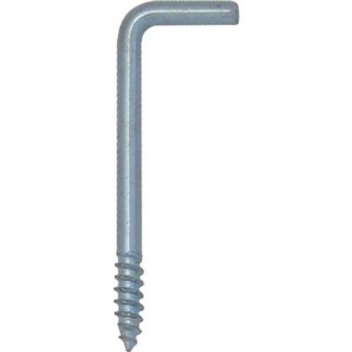 1-1/2 Inch  Zinc Cornice Hook 8pk