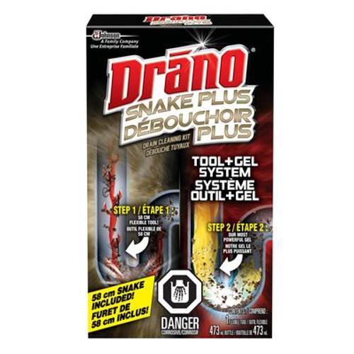 Drano Snake Plus