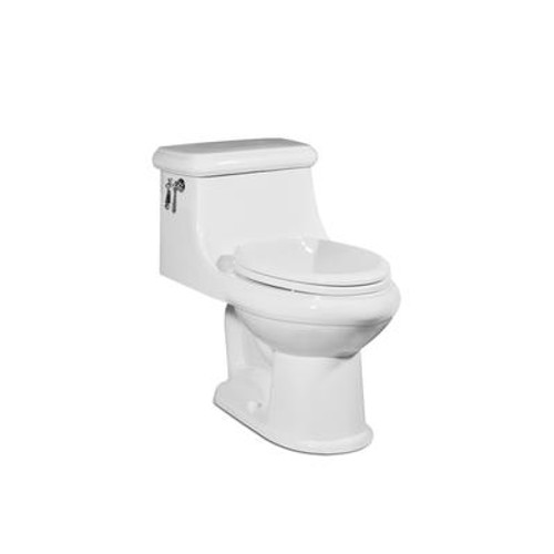 Celebration By St Thomas Creations 4.8 Lpf One Piece Elongated Bowl Toilet Only in White