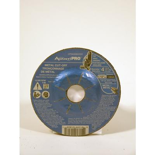 DC Cut Off Disc