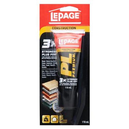 Lepage PL Premium Construction Adhesive