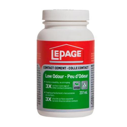Lepage Pres-Tite Green Contact Cement