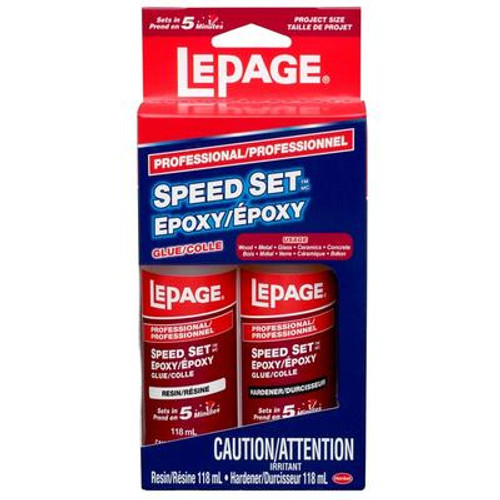 Lepage Speed Settm Professional Epoxy